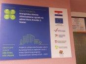 Obilježili smo zgradu Đura Arnolda 1 u Ivancu trajnom informacijskom pločom